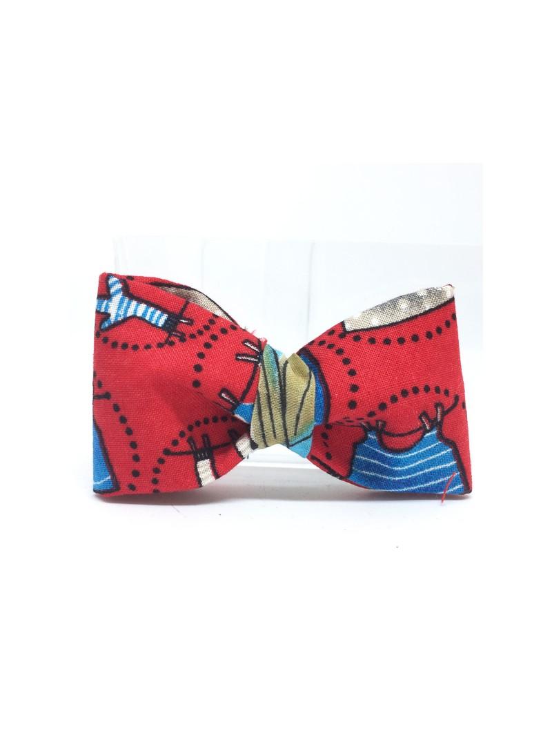 Broche Noeud-Papillon petit modèle linge qui sèche