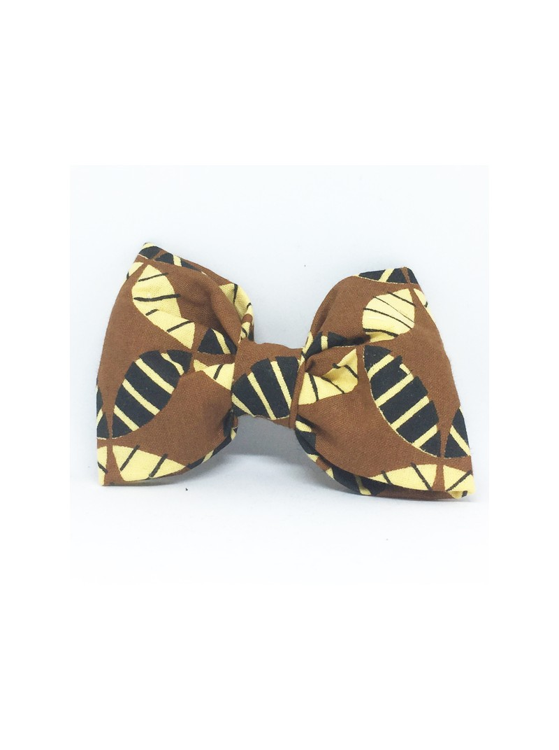 Broche Noeud-Papillon Grand Modèle Multicolore
