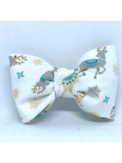 Broche Noeud-Papillon petit modèle Noël