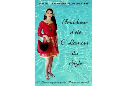 C ' Lamour collection de vêtements été